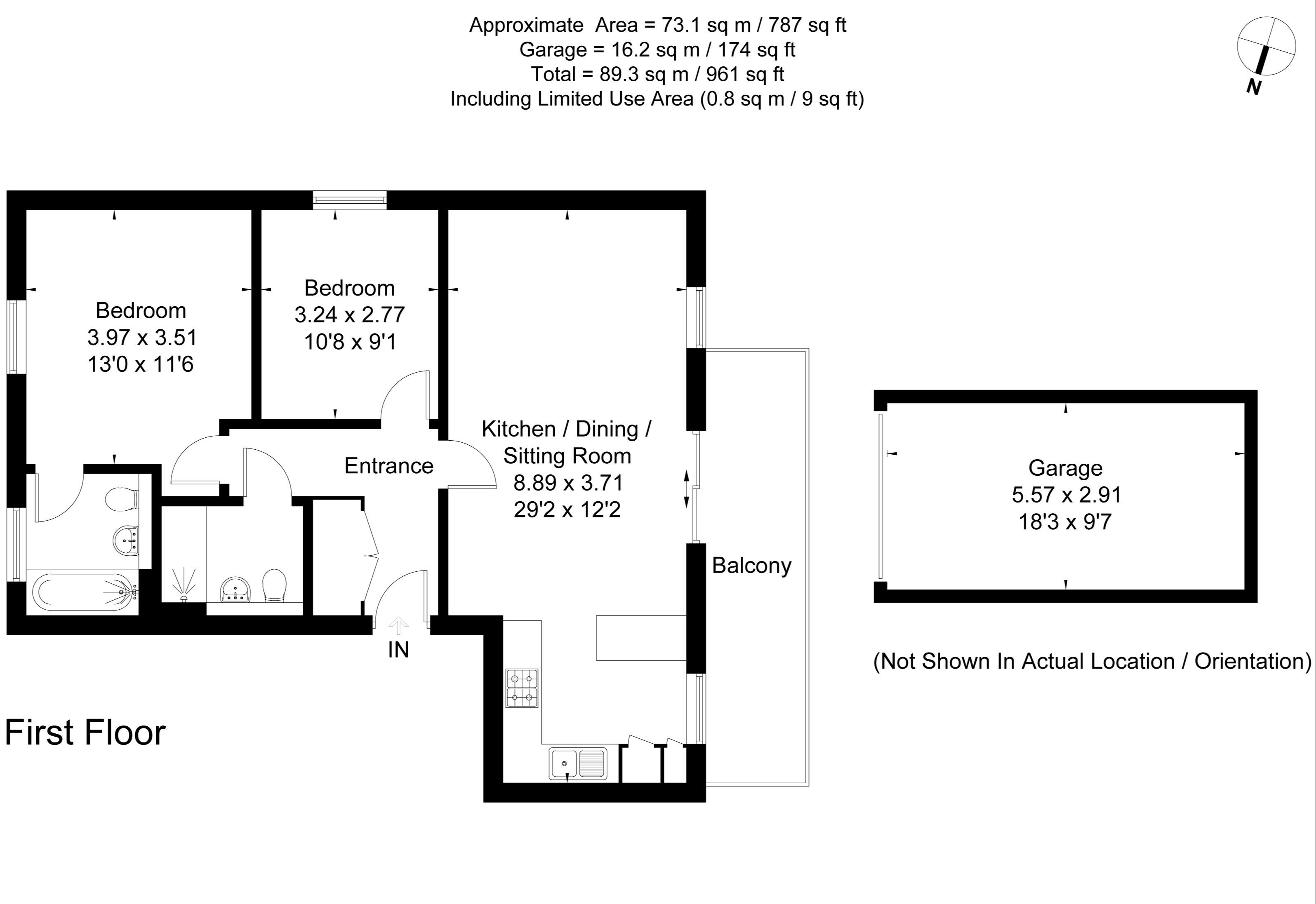 Floor Plan Edwards Close Southern Home Ownership