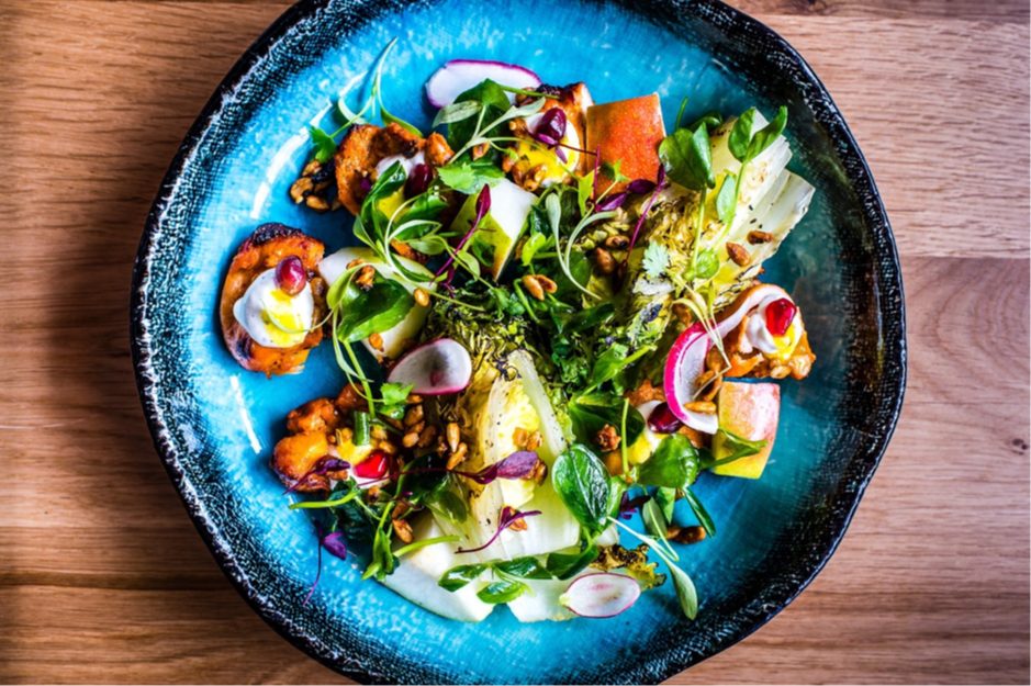 Canary Wharf Eating Guide