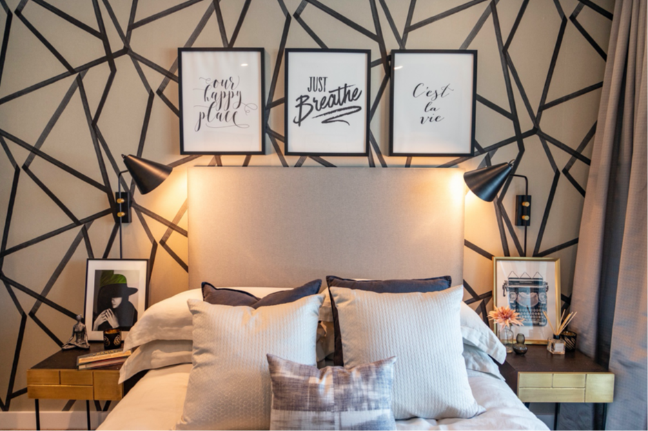 The Refinery – Bedrooms