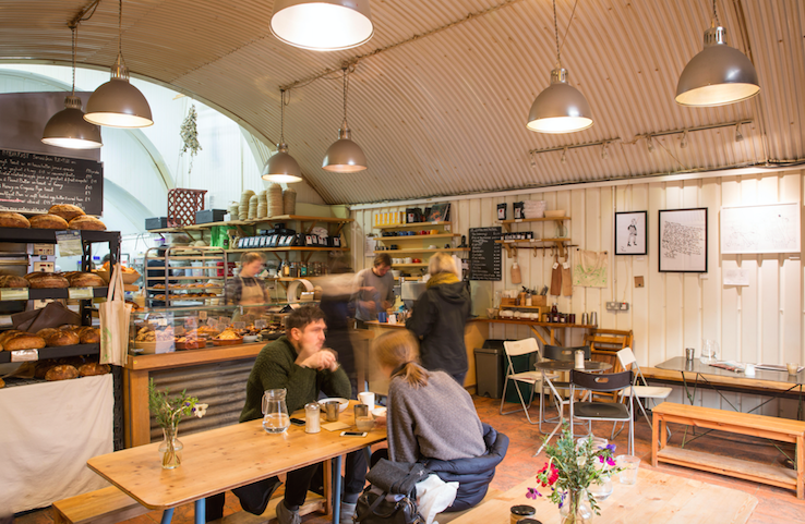 London Fields Eating Guide